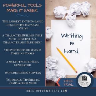 WRITING TOOLS ~ WRITERS HELPING WRITERS®