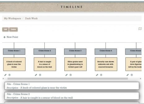 Need help with story structure? I can be much easier with the right tool. If you are planning a novel, story, or screenplay, check out One Stop for Writers' structure tools.