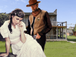 The Lawman's Lady in black 2