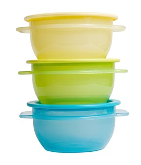 Plastic Food Containers Like Tupperware