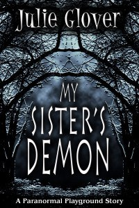 my sisters demon cover