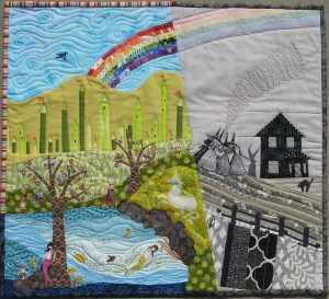 story quilting