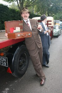 photo credit: Spivs selling goods from the 'back of a lorry' via photopin (license)