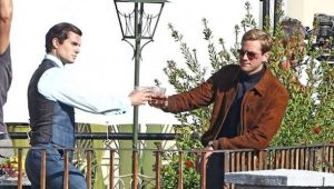 Solo and Kuryakin -- Resolution. Image from The Man from U.N.C.L.E.