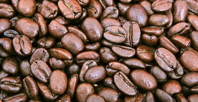 コーヒー豆のロースト
