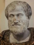 アリストテレスの顔
