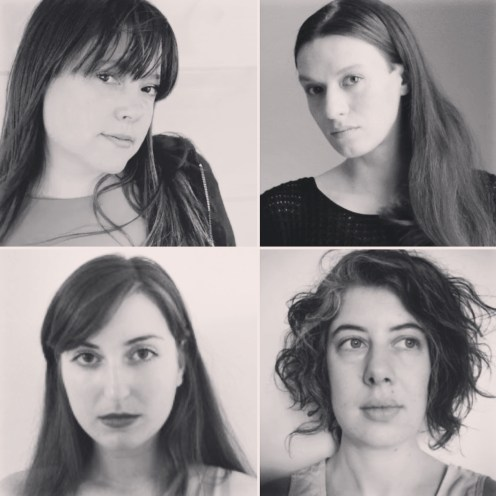 Zoe Whittall, Jowita Bydlowska, Fawn Parker, Anna Levanthal