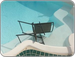ChairInPool
