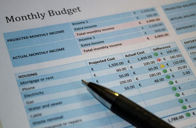 Easy, Upside-down Budgeting For Freelancers With Fluctuating Incomes! By Bonnie Juettner Fernandes