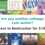 Are you another unhappy lulu author?