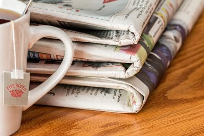 Mining Your Local News for Story Ideas – Diane Stark