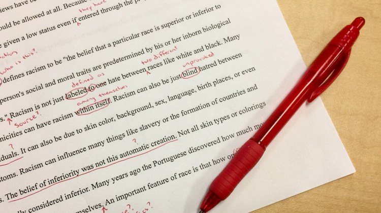 Why Beginning Writers Need an Editor By Rickey E. Pittman