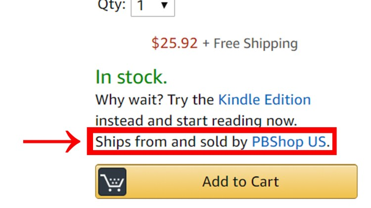 "Did Amazon ""Give"" Your Buy Button to a 3rd Party Seller and is Your List Price Way Too High? WE HAVE A TIP FOR YOU!"