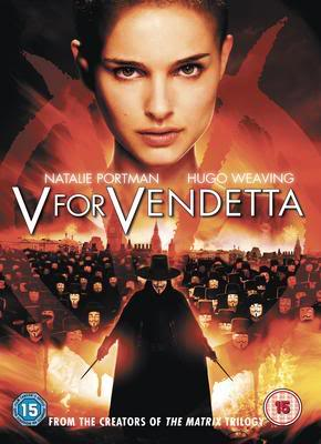 MOVIE ANALYSIS: V for Vendetta, Part 1