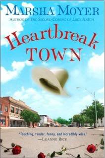 Take Five Interview: Marsha Moyer and Heartbreak Town
