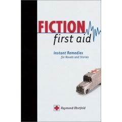 WU Roadtest: FICTION FIRST AID, by Ray Obstfeld