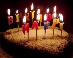 Happy Birthday, Therese!