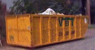 The Golden Dumpster