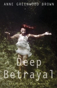 Deep Betrayal Cover