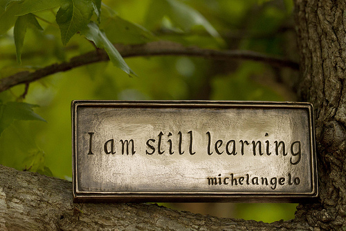 Be Here To Learn