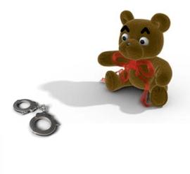 bondage teddy