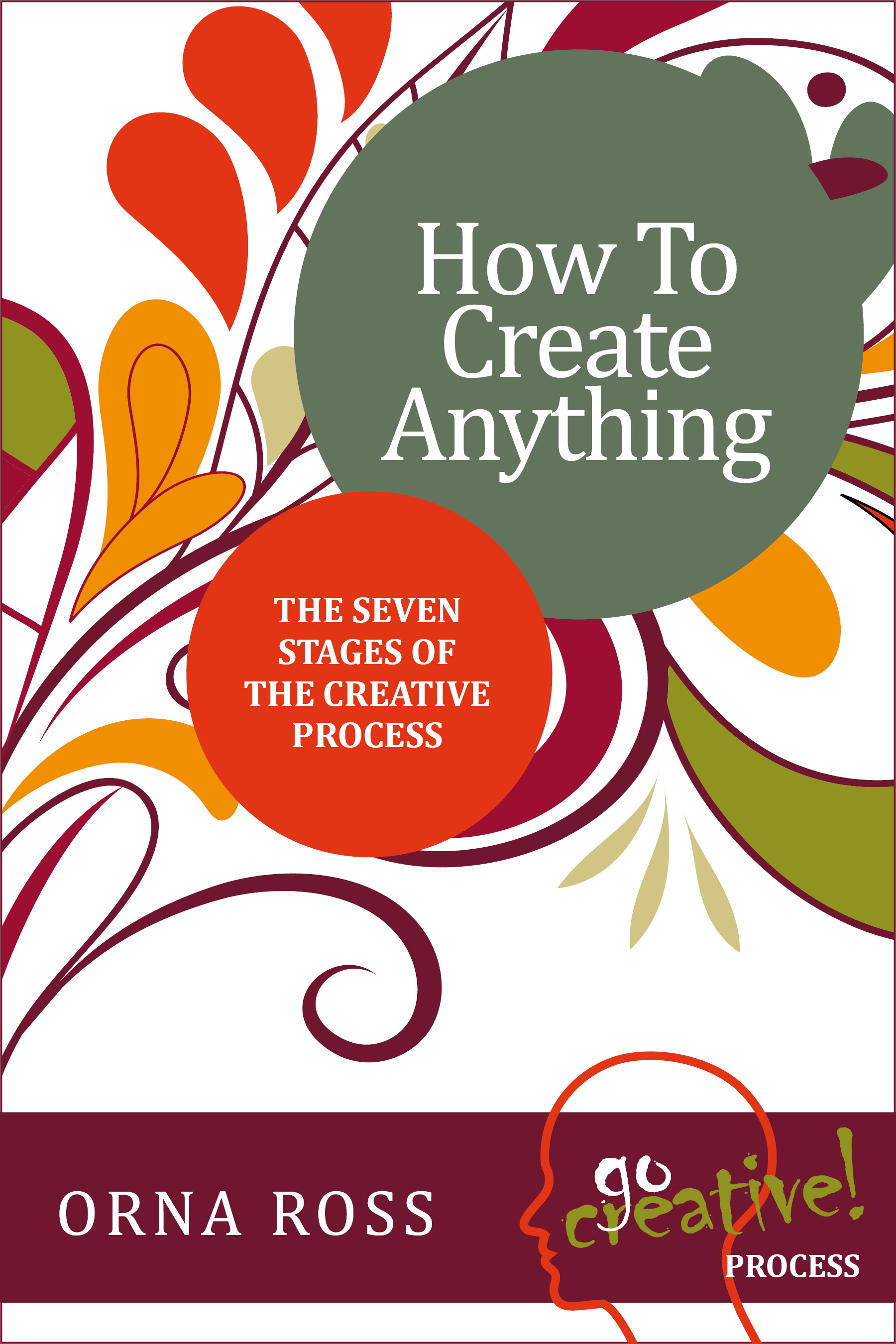 How To Make Creative Book Cover : The seven stages of creativity a new perspective on