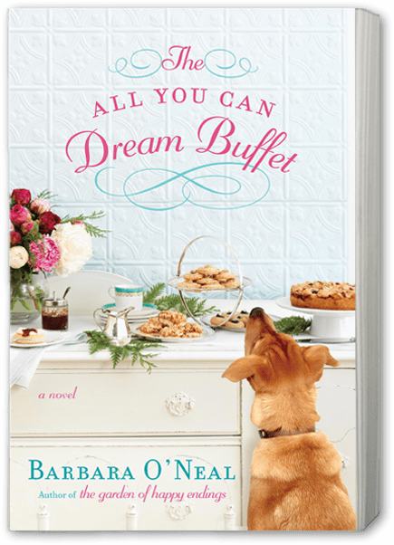 Take 5: Barbara O'Neal and THE ALL YOU CAN DREAM BUFFET