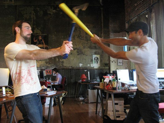 Awesome Combo! The 10 Keys to Writing Killer Fight Scenes