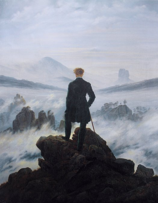 Surviving the Space Between: A Writer's Journey