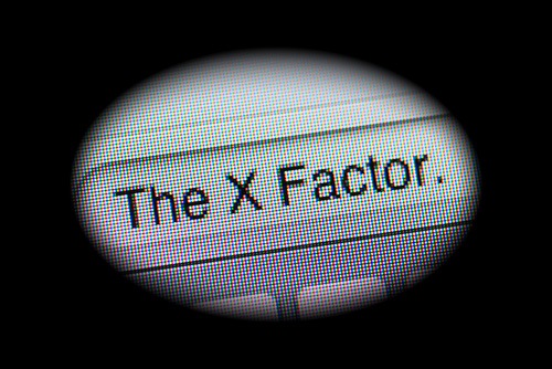 Do You Have the X Factor?