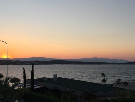 cesme-sunset