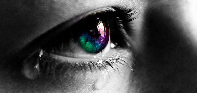 Tears on the Page—On Writing and Crying