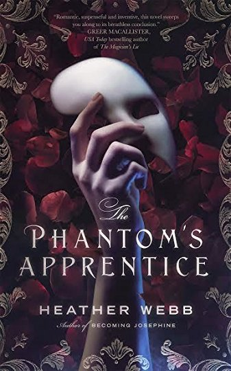 Take Five: Heather Webb and The Phantom's Apprentice