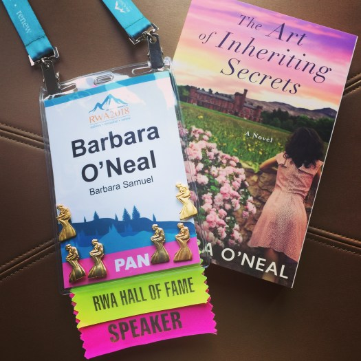 Then and Now at RWA National Conferences