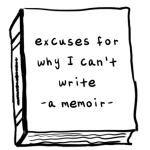 Excuses memoir drawing