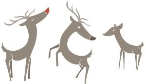 reindeer-red