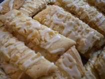 Scandinavian Almond Bar cookie recipe | writes4food.com