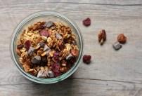 chocolate cranberry pecan granola recipe   writes4food.com