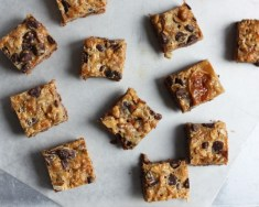 seven layer bar cookies with pretzel crust recipe | writes4food.com