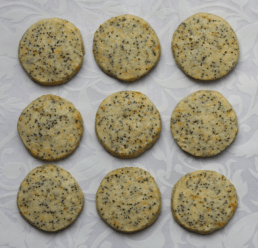 orange poppy seed rounds