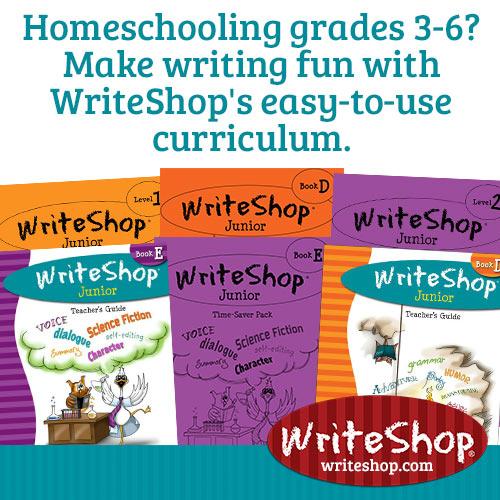 WriteShop Junior