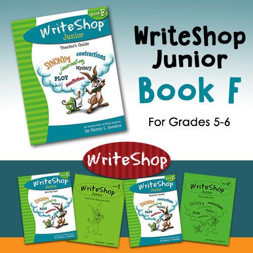 WriteShop Junior Book F
