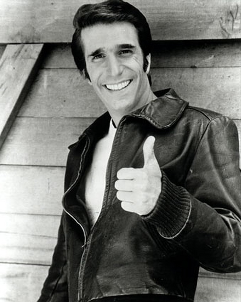 Something about The Fonz