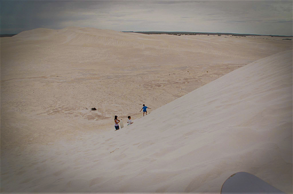 Something about sand dunes