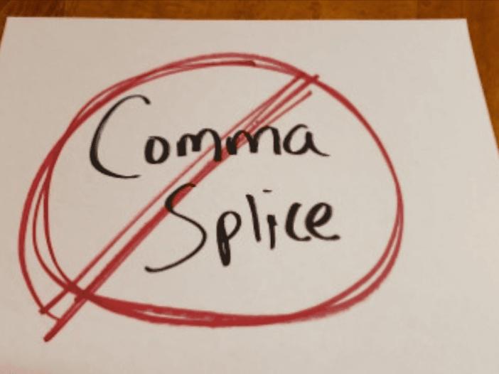 Comma Splice Checker tool