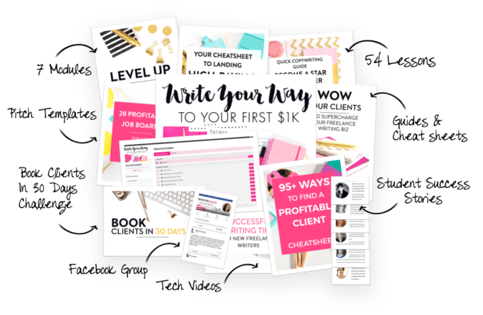 Elna Cain – Write Your Way to Your First $1k [Free Download] 6