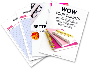Elna Cain – Write Your Way to Your First $1k [Free Download] 14