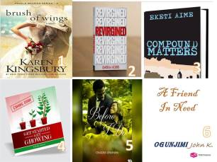 authors set to release their books 4