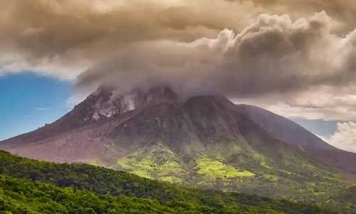 as there is a total of 19 volcanoes that are likely to erupt in the eastern-part of the Caribbean, which includes