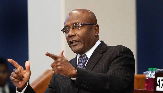 Rodney Charles, United National Congress MP from Naparima,